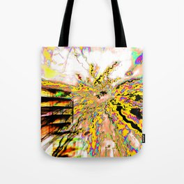 Face your demons Tote Bag