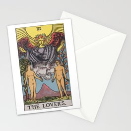 06 - 	The Lovers Stationery Cards