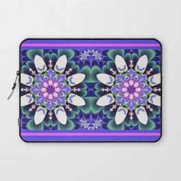 Desert fantasy flower Laptop Sleeve