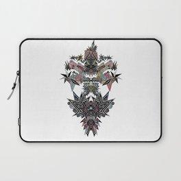 Mirror Parrot Laptop Sleeve