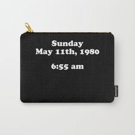 Sunday May 11th 1980 Carry-All Pouch