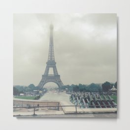 la tour d'amour Metal Print
