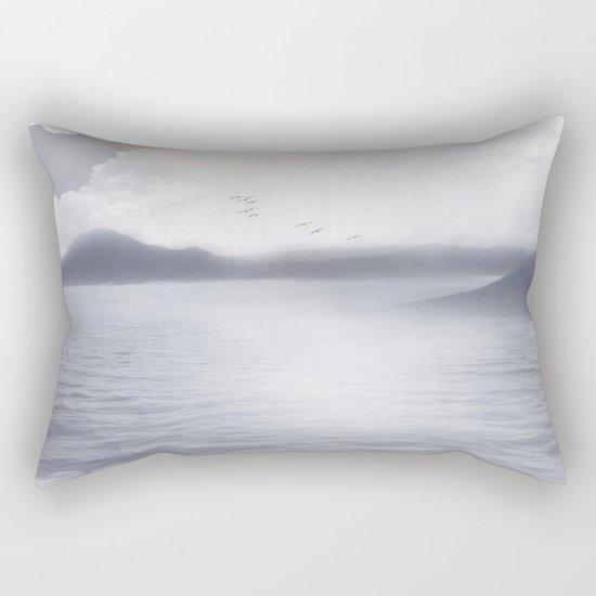 Magic in the Clouds III Rectangular Pillow