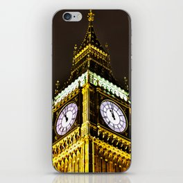 Big Ben in HDR iPhone Skin