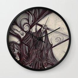 s w o r d  Wall Clock