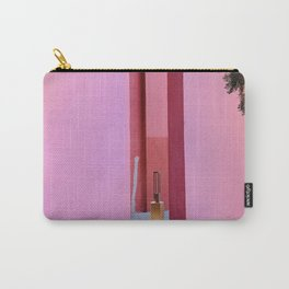 PINK CONCRETE BUILDING-3 Carry-All Pouch