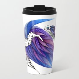 For Dear Life (Hold On) Travel Mug