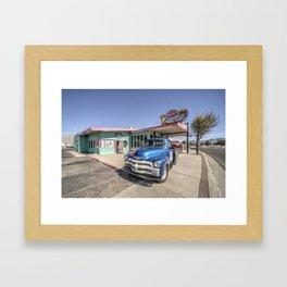 Mr D'z Framed Art Print
