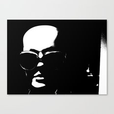 Bold, Sexy and... Dangerous! Canvas Print