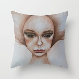 Disclosure 3 Throw Pillow