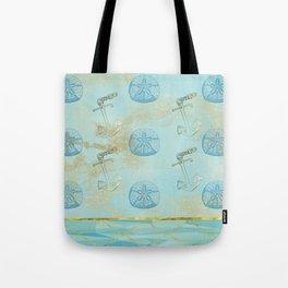 Beach Design Tote Bag