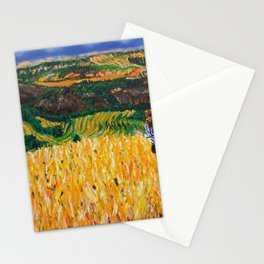 A Day in Tuscany Stationery Cards