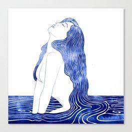 Nereid XXIII Canvas Print
