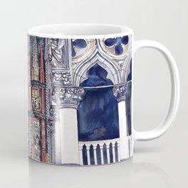 entrance to the Doge's Palace, Venice Coffee Mug