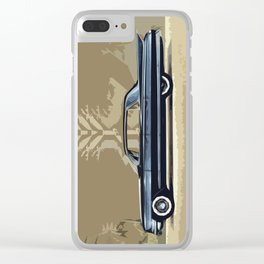 1961 Cadillac Fleetwood Sixty-Special Clear iPhone Case