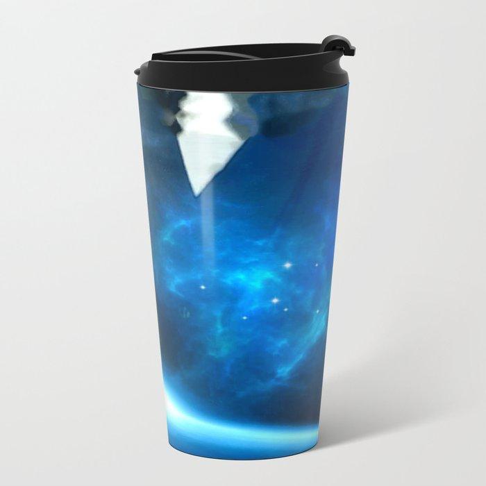 To Strike a Spark Metal Travel Mug