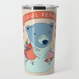 Soul Bear Travel Mug