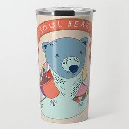 Soul Bear Travel Mug