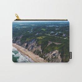Hidden Beaches of Block Island, Rhode Island - New England's Hidden Gem Carry-All Pouch