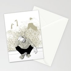 come find me - popshot magazine  Stationery Cards