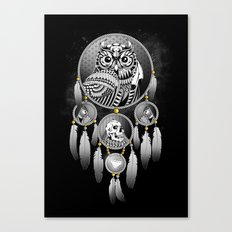 Bring the Nightmare Canvas Print