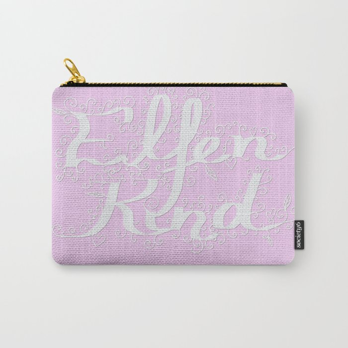 Elfenkind (Child of an Elf) Carry-All Pouch