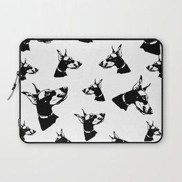 Doberman Pincher Dog Gifts Laptop Sleeve