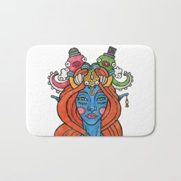 Sea Queen Bath Mat
