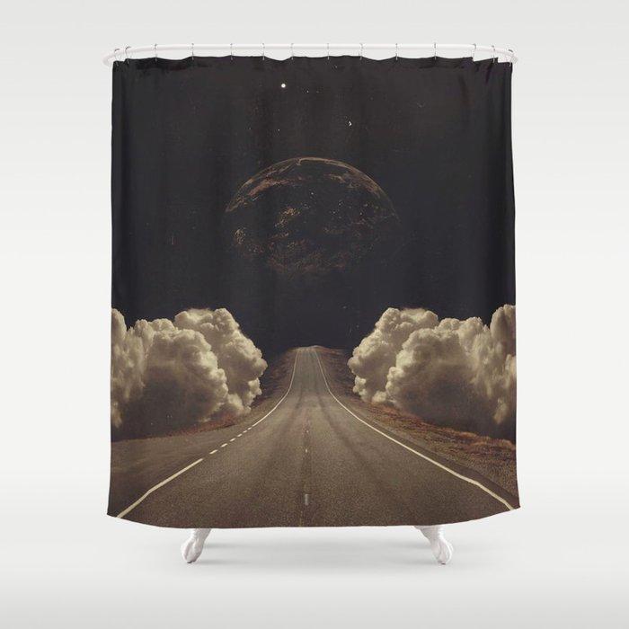 'Jasmine' Shower Curtain