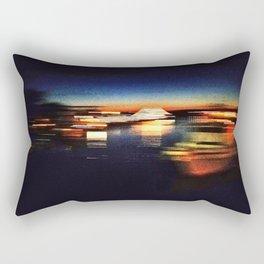 Ghost Boats Rectangular Pillow