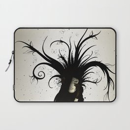 girl in the hat Laptop Sleeve