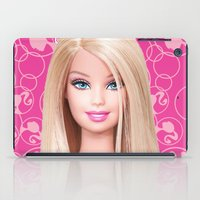 barbie iPad Cases featuring Barbie by Maxvision