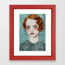 Sasha Framed Art Print