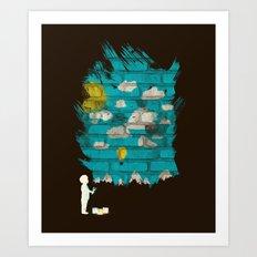 Creating a Dream Art Print