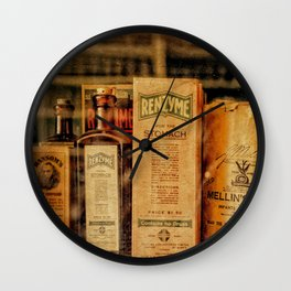Niagara on the Lake Pharmacy Wall Clock
