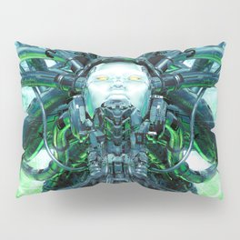 Artificial Angel Pillow Sham