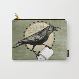 Crows Love CAW-FEE Carry-All Pouch
