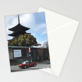 Kyoto Street Stationery Cards