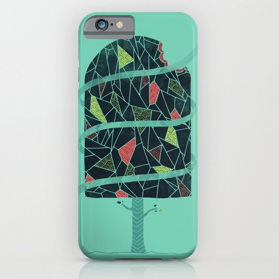 The Winter Tree iPhone & iPod Case