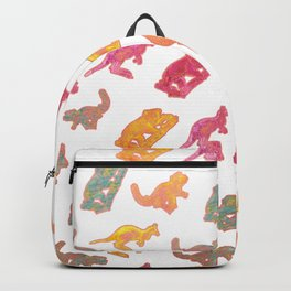 Beautiful Australian native Animals Backpack