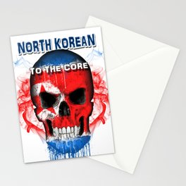 To The Core Collection: North Korea Stationery Cards