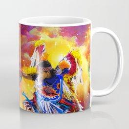 Dance with eagle Coffee Mug