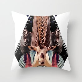 Ultimadamente Throw Pillow