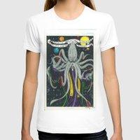 cthulu T-shirts featuring Darrell Merrill Nerd Artist CTHULU PRIEST by Nerd Artist DM