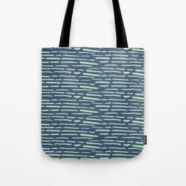 Thin Lines 02 Tote Bag