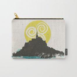 Le Mont Saint Michel (Saint Michael's Mount), Normandy, France Carry-All Pouch