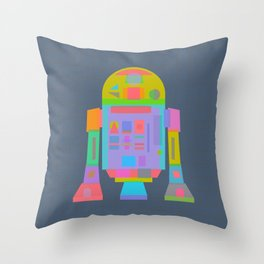 OrTwoDeeTwo Throw Pillow