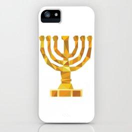 Menora iPhone Case