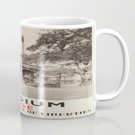 Vintage poster - Liege Coffee Mug