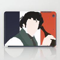 grantaire iPad Cases featuring GRANTAIRE – LES MISÉRABLES by K. Frank